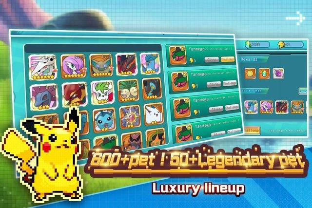 Không thể chơi Pokemon Go, fan Pokemon sẽ chơi game gì trên điện thoại? - Ảnh 3.
