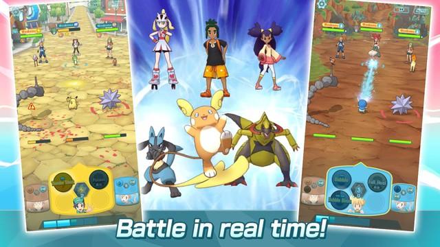 Không thể chơi Pokemon Go, fan Pokemon sẽ chơi game gì trên điện thoại? - Ảnh 5.