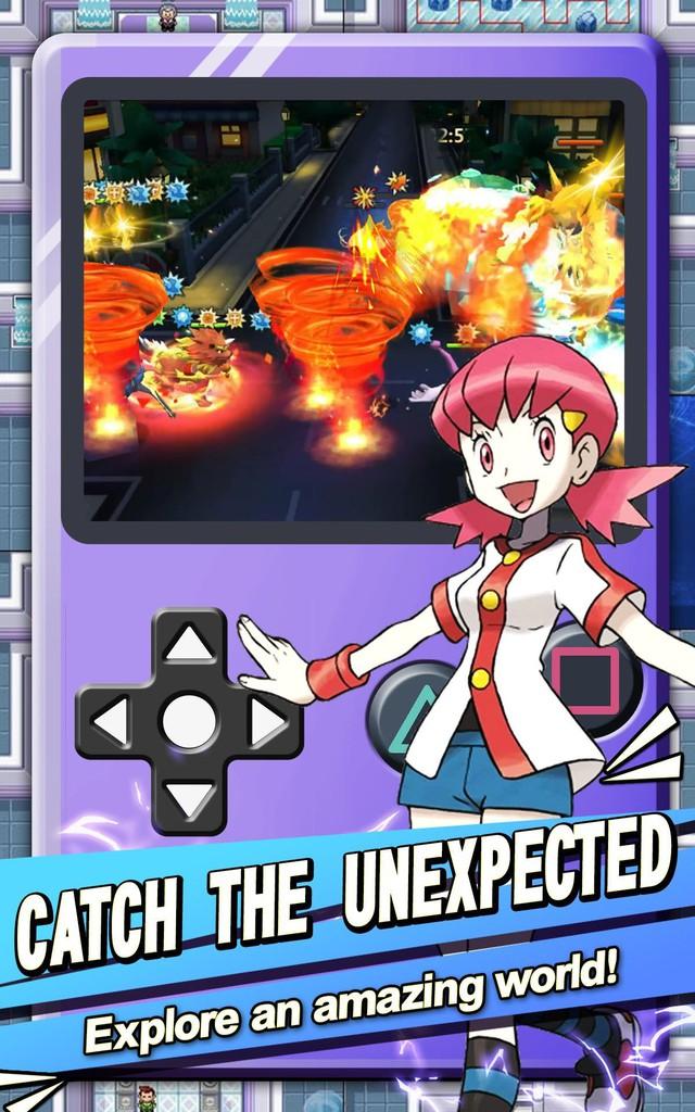 Không thể chơi Pokemon Go, fan Pokemon sẽ chơi game gì trên điện thoại? - Ảnh 8.