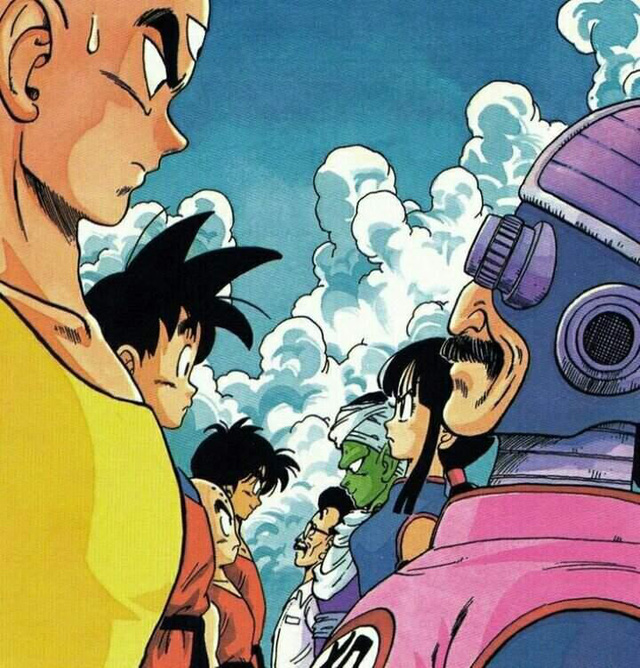 Dragon Ball: Top 5 saga hay nhất thương hiệu Bi Rồng, cuộc chiến giữa những người saiyan chỉ đứng thứ 2 - Ảnh 1.