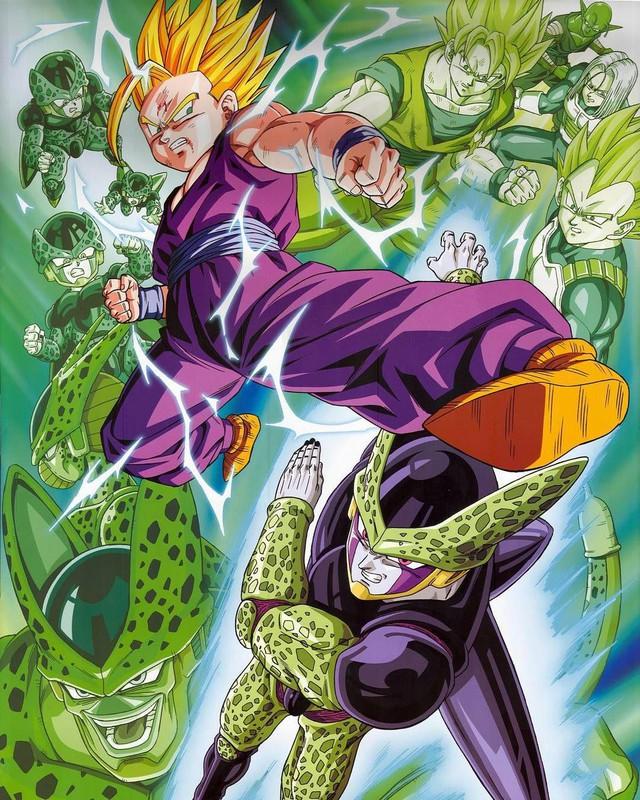 Dragon Ball: Top 5 saga hay nhất thương hiệu Bi Rồng, cuộc chiến giữa những người saiyan chỉ đứng thứ 2 - Ảnh 3.