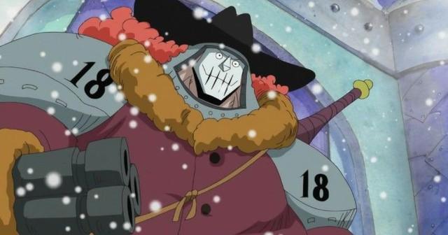 Bên cạnh anh chàng người máy nổi tiếng của băng Mũ Rơm, đây là 5 Cyborgs trong thế giới One Piece - Ảnh 5.