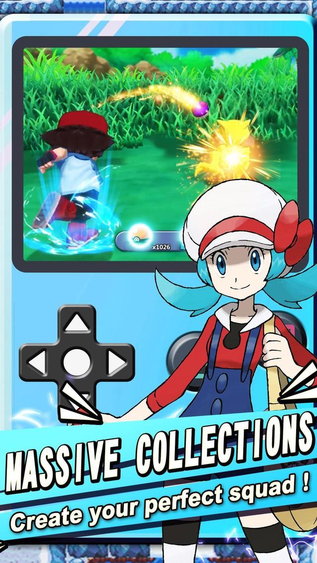 Không thể chơi Pokemon Go, fan Pokemon sẽ chơi game gì trên điện thoại? - Ảnh 7.