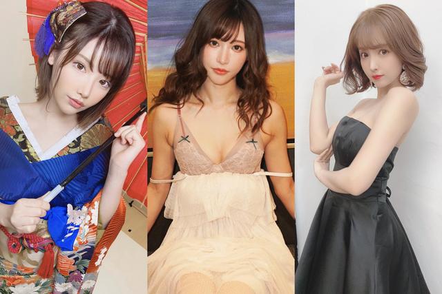 BXH diễn viên phim 18+ ăn khách tháng 1/2020: Thiên sứ Moe trở lại hạng 1, Eimi Fukada top 4, Yua Mikami top 5 - Ảnh 1.