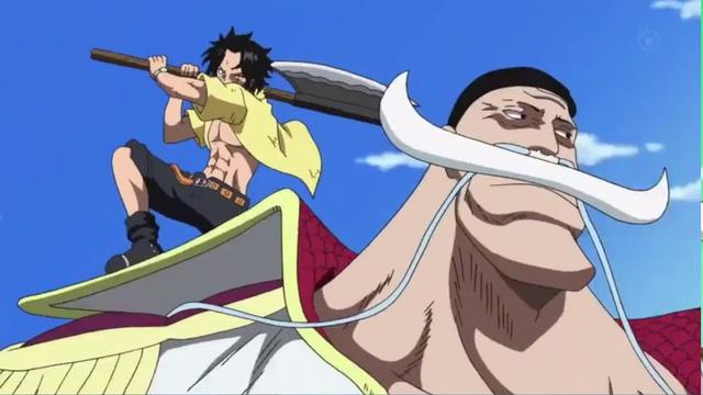 """One Piece: Từ Oden cho đến Ace và lời nguyền mang tên """"đội trưởng đội 2 băng Râu Trắng thì phải chết"""" - Ảnh 3."""