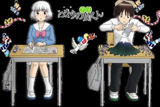 Tuyển tập những bộ anime ngắn hài hước để bạn xem cho đời bớt nhạt - Ảnh 8.