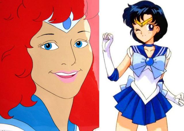 Sailor Moon phiên bản Mỹ: Usagi mất búi tóc bánh bao, xem cả đội thủy thủ chỉ thấy mù mắt - Ảnh 3.