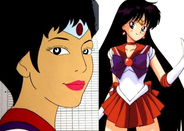 Sailor Moon phiên bản Mỹ: Usagi mất búi tóc bánh bao, xem cả đội thủy thủ chỉ thấy mù mắt - Ảnh 4.