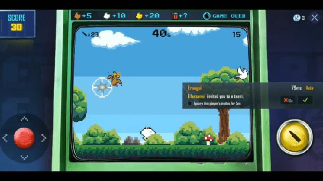 Game bắn ruồi và bắn vịt huyền thoại một thời trên điện tử bốn nút bất ngờ quay lại trên Mobile - Ảnh 3.