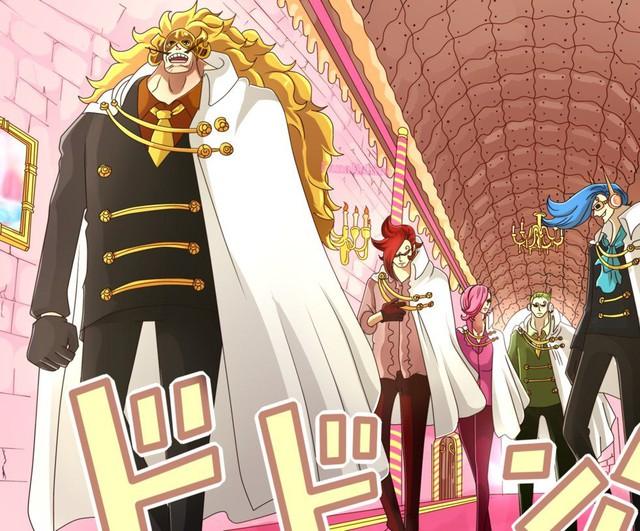 One Piece: Dẹp bỏ hận thù, Katakuri kết hợp cùng Germa 66 và Jinbei chống lại Râu Đen khi hắn tấn công Đảo Bánh? - Ảnh 2.