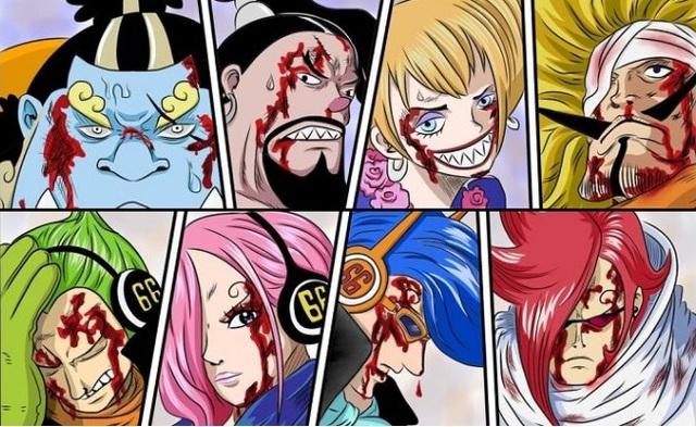 One Piece: Dẹp bỏ hận thù, Katakuri kết hợp cùng Germa 66 và Jinbei chống lại Râu Đen khi hắn tấn công Đảo Bánh? - Ảnh 4.