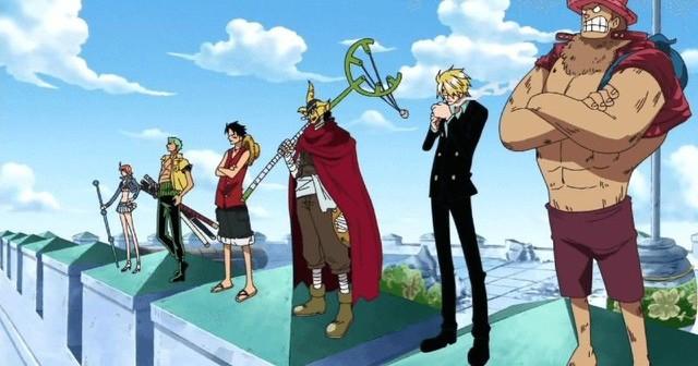 One Piece: 6 lần Luffy hy sinh vì băng Mũ Rơm, thậm chí đến cái mạng cũng không cần - Ảnh 3.
