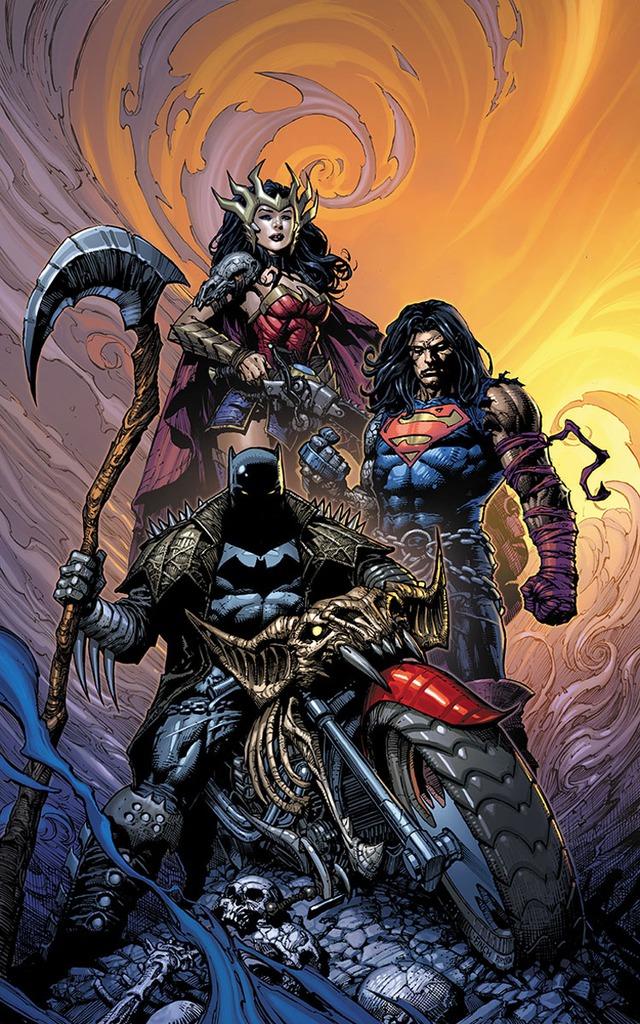 Dark Nights: Death Metal sẽ là sự kiện hấp dẫn không thể bỏ lỡ với những người hâm mộ DC trong mùa hè năm nay.