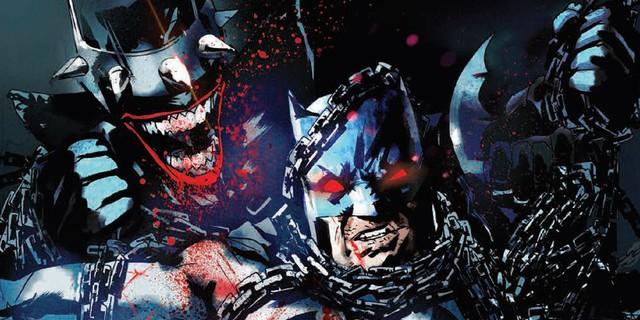 Sau khi thoát chết trong sự kiện Dark Nights: Metal, Batman Who Laughs mặc sức tung hoành trên Trái Đất với những âm mưu của hắn.