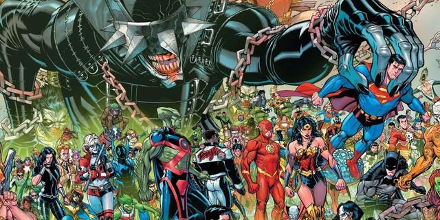 Batman Who Laughs cầm chắc chiến thắng trong tay sau khi lây nhiễm độc tố cho 666 siêu anh hùng của vũ trụ DC.