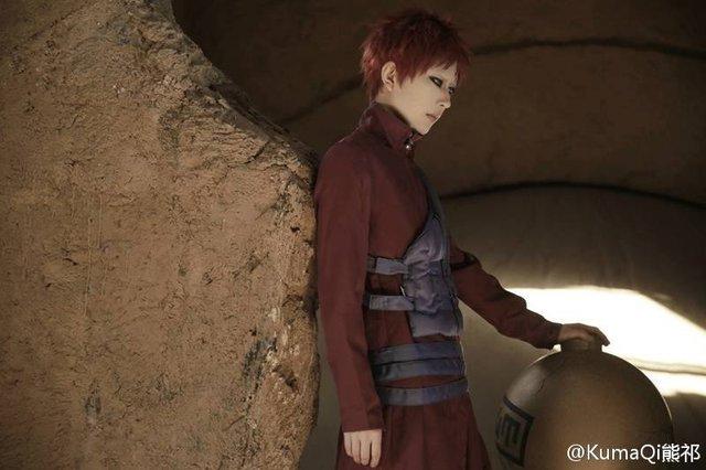 Thích mê loạt ảnh cosplay dàn nhân vật Naruto của Kumaqi - coser có vẻ đẹp phi giới tính vạn người mê - Ảnh 18.