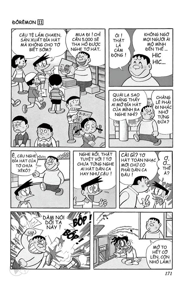Kèo khó cho fan truyện tranh Doraemon: Giọng hát của Jaian hay tiếng đàn của Shizuka kinh khủng hơn? - Ảnh 1.