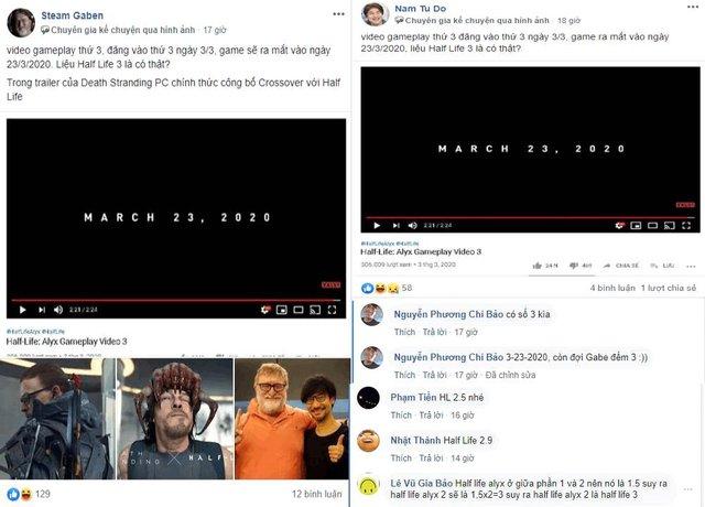 Cộng đồng game thủ Việt bất ngờ khi Valve tung ra tới 3 video gameplay Half-Life Alyx vào ngày 3/3 - Ảnh 3.