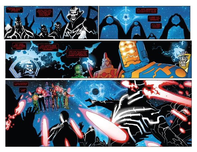 Là bộ giáp huyền thoại mạnh nhất vũ trụ Marvel, Godkiller Armor khủng cỡ nào? - Ảnh 2.