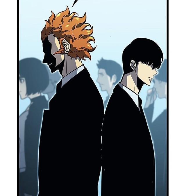 """Solo Leveling chương 108: Sung Jin Woo trở thành người hùng sau chiến dịch, """"người nâng cấp"""" xuất hiện - Ảnh 2."""