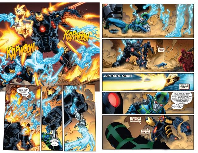 Là bộ giáp huyền thoại mạnh nhất vũ trụ Marvel, Godkiller Armor khủng cỡ nào? - Ảnh 7.