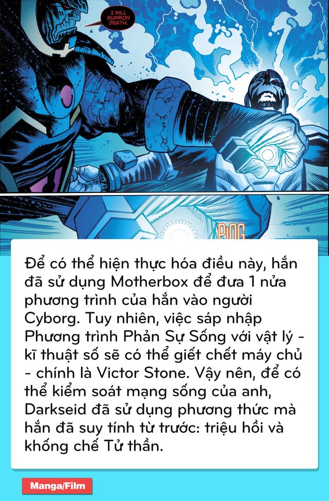Cyborg từng lây truyền virus hủy diệt cả loài người chỉ vì... kết nối mạng - Ảnh 1.