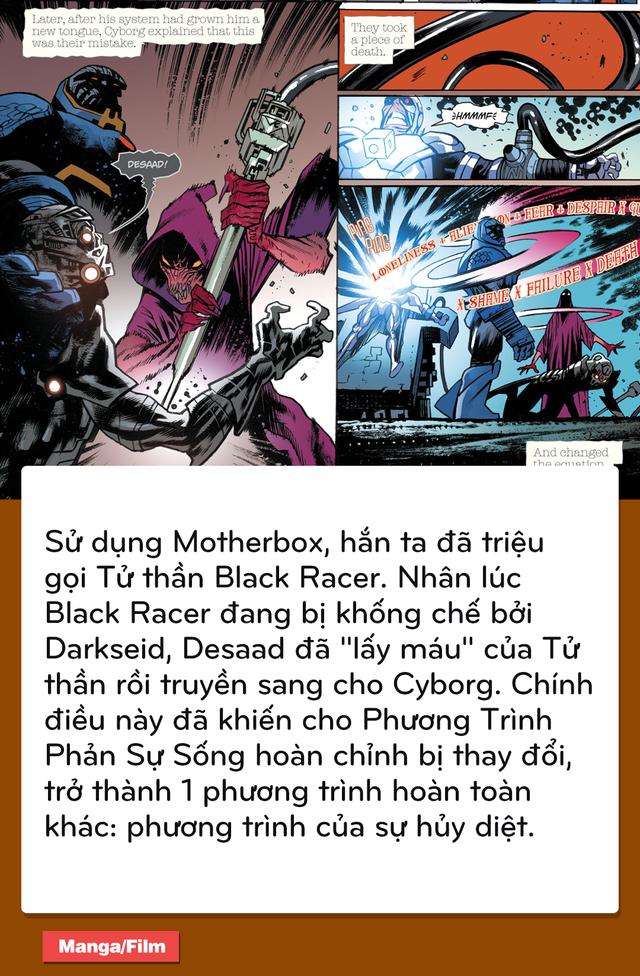 Cyborg từng lây truyền virus hủy diệt cả loài người chỉ vì... kết nối mạng - Ảnh 2.