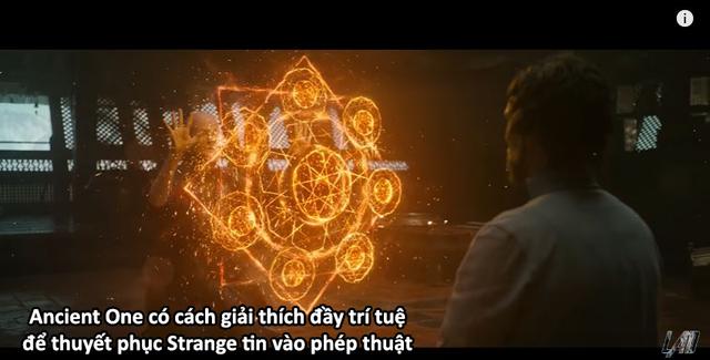 Bác sĩ Trang thực hiện cấm thuật và 14 trứng phục sinh cực kỳ thú vị mà bạn sẽ phát hiện ra khi xem Doctor Strange ở tốc độ x0.25 - Ảnh 10.