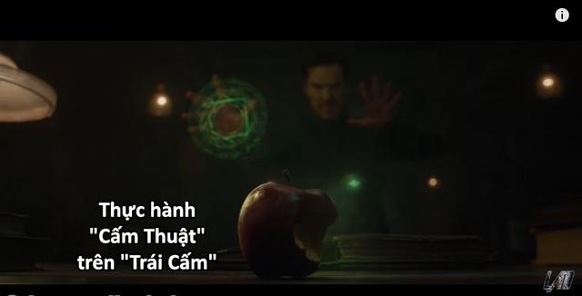 Bác sĩ Trang thực hiện cấm thuật và 14 trứng phục sinh cực kỳ thú vị mà bạn sẽ phát hiện ra khi xem Doctor Strange ở tốc độ x0.25 - Ảnh 6.