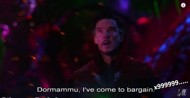 Bác sĩ Trang thực hiện cấm thuật và 14 trứng phục sinh cực kỳ thú vị mà bạn sẽ phát hiện ra khi xem Doctor Strange ở tốc độ x0.25 - Ảnh 7.