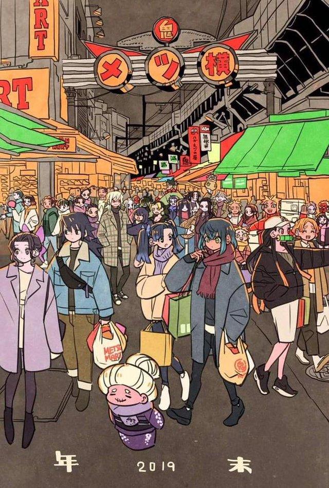 Kimetsu no Yaiba: Các trụ cột bị dìm thê thảm qua loạt ảnh chế cười té ghế - Ảnh 14.