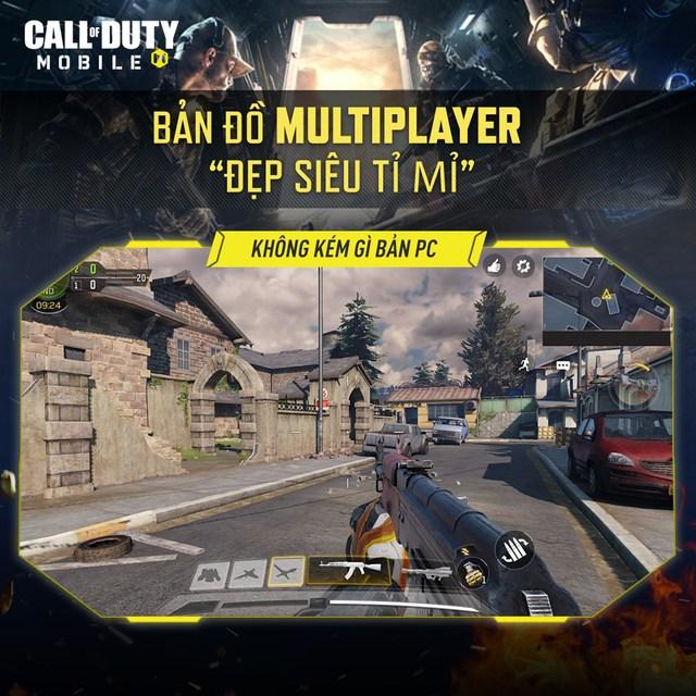 Hãy nhìn nhận vào thực tế, Call of Duty Mobile được phát hành tại Việt Nam vẫn là điều có lợi bậc nhất dành cho game thủ - Ảnh 3.