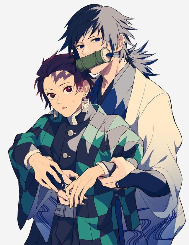 Tanjirou bất ngờ bị ghép đôi với tất cả nhân vật Kimetsu no Yaiba, thuyền nào sẽ được đẩy nhiều nhất? - Ảnh 14.