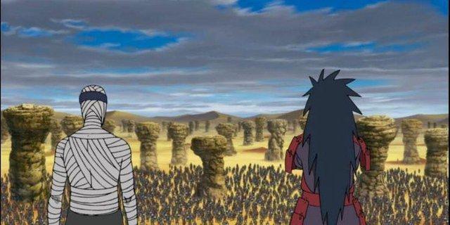 Naruto: Top 10 trận đấu hay nhất trong cuộc đại chiến nhẫn giả lần thứ 4 (P.1) - Ảnh 4.