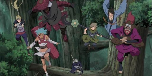 Naruto: Top 10 trận đấu hay nhất trong cuộc đại chiến nhẫn giả lần thứ 4 (P.1) - Ảnh 5.