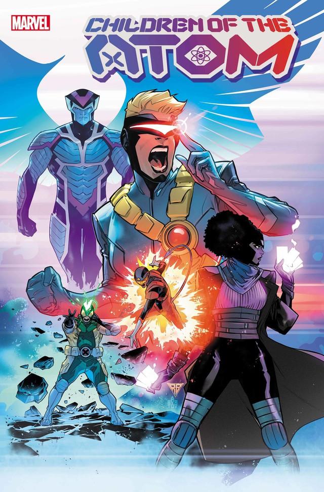 Ra mắt phiên bản X-Men trẩu tre, Marvel bị ném đá không thương tiếc - Ảnh 3.