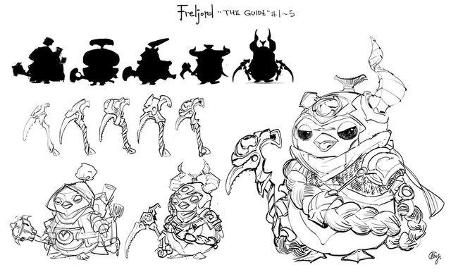 LMHT: Riot Games ra mắt tướng mới tên Pingu với chiêu cuối hạ gục toàn bộ team địch trên bản đồ - Ảnh 7.