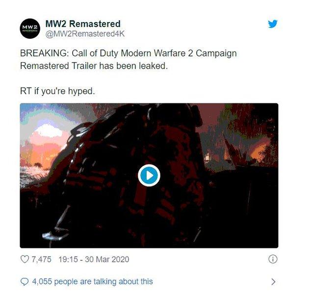 Huyền thoại Modern Warfare 2 ra mắt bản Remastered, phát hành ngay trong hôm nay - Ảnh 4.