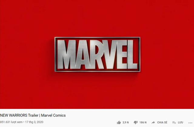 Ra mắt phiên bản X-Men trẩu tre, Marvel bị ném đá không thương tiếc - Ảnh 1.