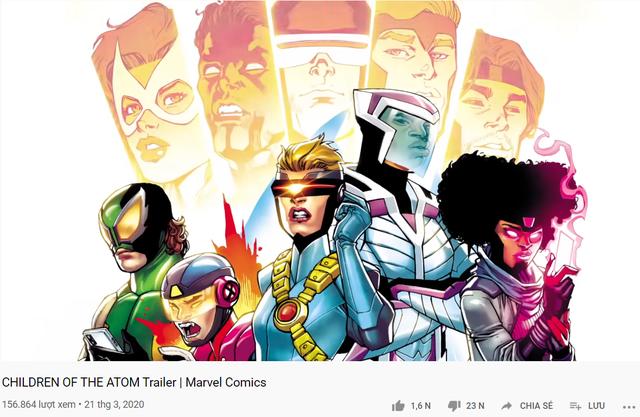 Ra mắt phiên bản X-Men trẩu tre, Marvel bị ném đá không thương tiếc - Ảnh 4.