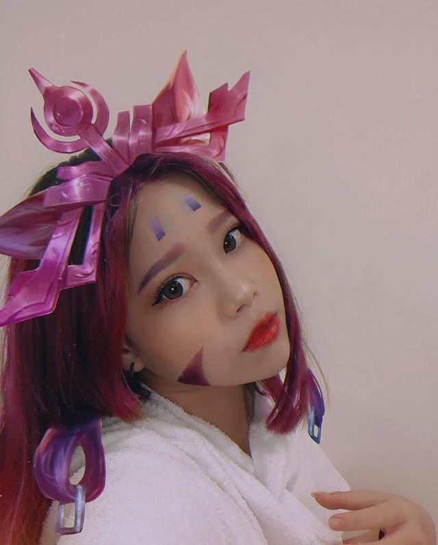 """Cô gái Việt cosplay Arum cực xinh khiến cộng đồng Liên Quân Mobile """"loạn cào cào"""" trong đêm - Ảnh 3."""