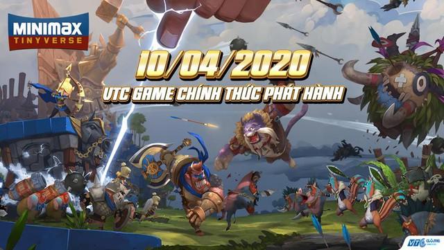 Game siêu phẩm chiến thuật MINImax tặng code khủng, đánh dấu ngày ra mắt tại Việt Nam - Ảnh 1.
