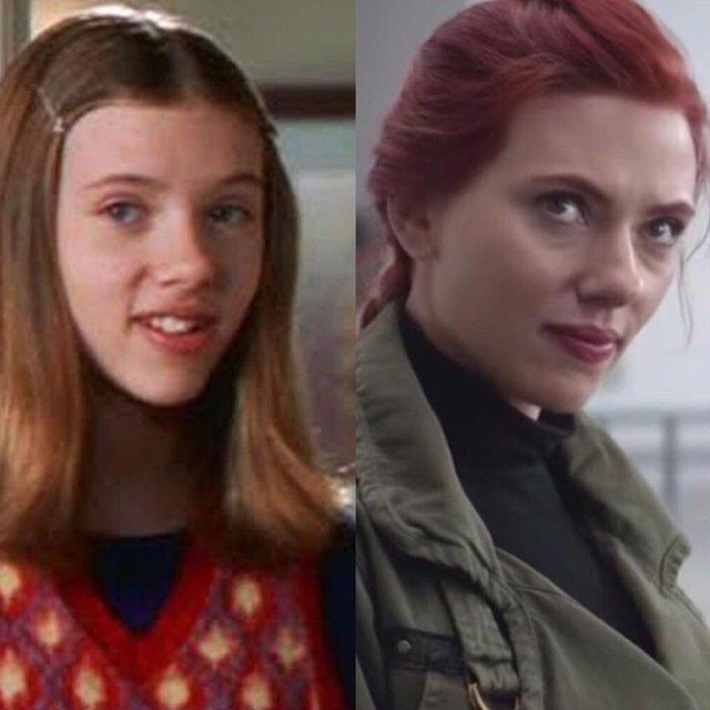 Những vai diễn ấn tượng trước khi trở thành siêu anh hùng của dàn trai đẹp gái xinh cực phẩm nhà Marvel - Ảnh 2.
