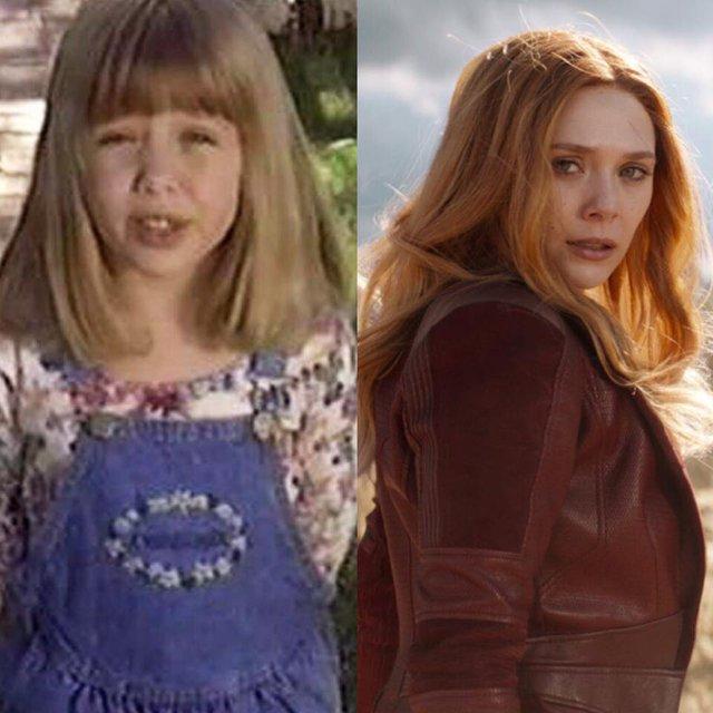 Những vai diễn ấn tượng trước khi trở thành siêu anh hùng của dàn trai đẹp gái xinh cực phẩm nhà Marvel - Ảnh 14.