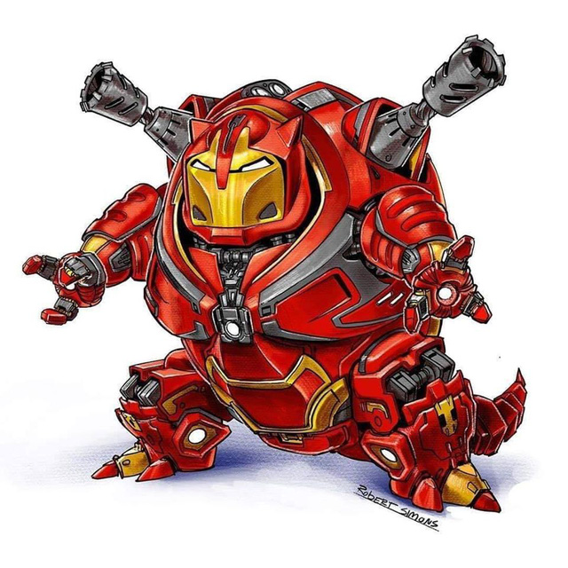 Siêu anh hùng Marvel biến thành Pokémon siêu dễ thương nhưng vẫn chất hơn nước cất - Ảnh 5.