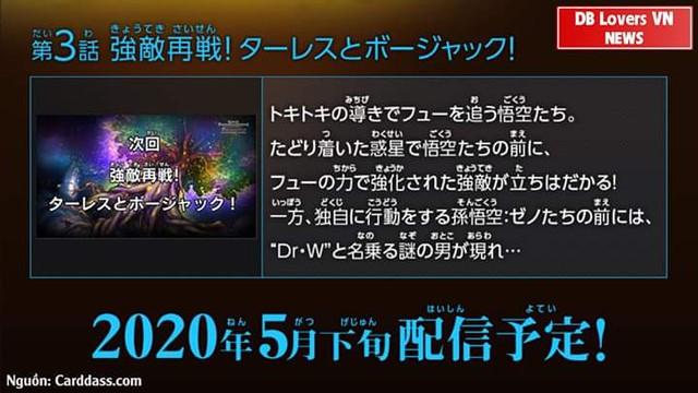 Spolier Super Dragon Ball Heroes Bigbang Mission tập 3: Nhóm Goku đụng độ kẻ thù cũ trên hành tinh mới - Ảnh 2.