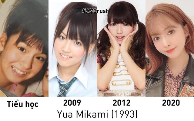 Ngày ấy - bây giờ: Yua Mikami & các mỹ nhân Nhật Bản đã thay đổi thế nào sau 10 năm? - Ảnh 1.