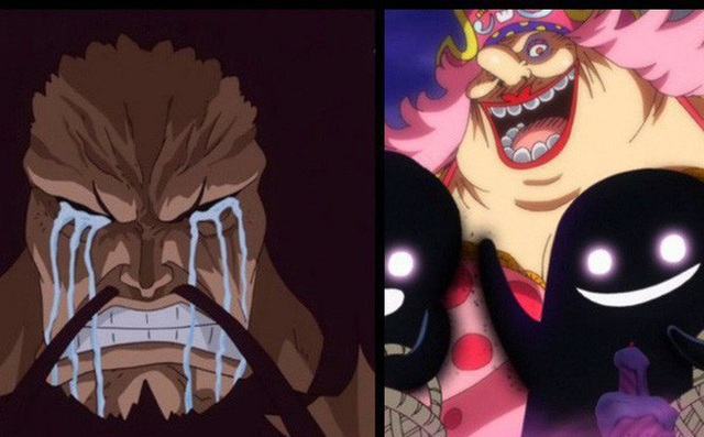 One Piece: Kaido là một trong 43 người chồng của Big Mom, Katakuri có phải là con riêng của hai tứ hoàng này? - Ảnh 1.