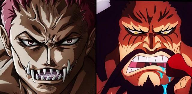 One Piece: Kaido là một trong 43 người chồng của Big Mom, Katakuri có phải là con riêng của hai tứ hoàng này? - Ảnh 4.