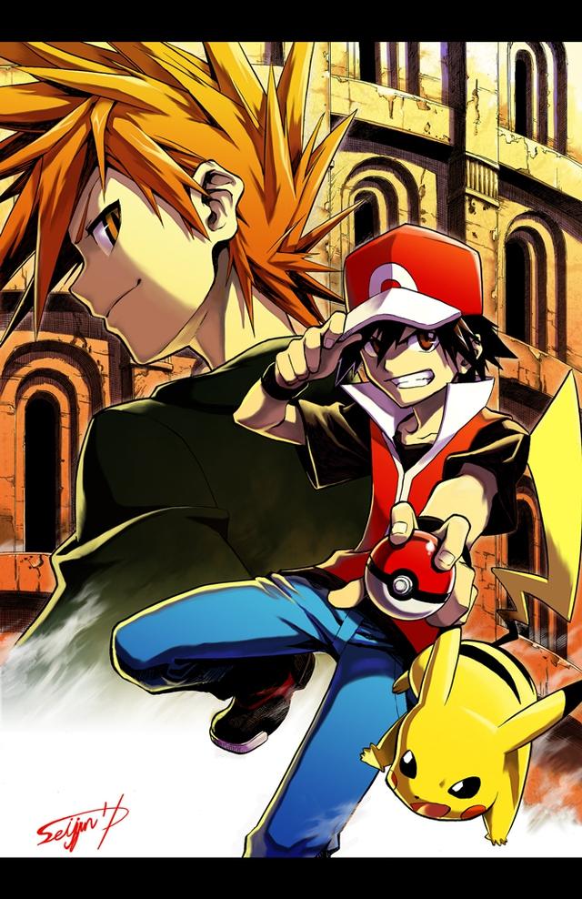 Loạt tranh vẽ Pokemon đầy ấn tượng của họa sĩ tài năng người Nhật - Ảnh 5.